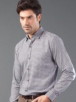 Roberto Verino Camisa Cuadros (azul marino)