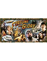 Fortune And Glory, The Cliffhanger Game 0501