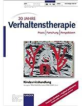 Kindesmisshandlung: Spezialheft: Verhaltenstherapie 2010, Band 20, No. 1