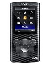 Sony NWZE384 8 GB Walkman MP3 Video Player (Black)