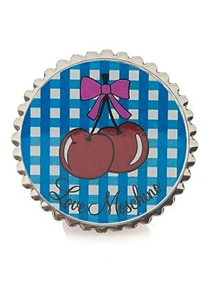 Love Moschino Broche Ciliegie (Multicolor)