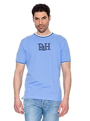 Pedro del Hierro Camiseta Piqué (Azul Claro)