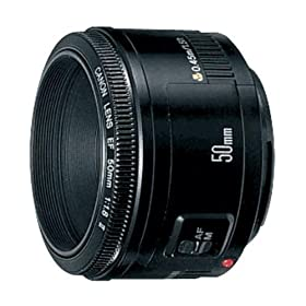Canon EFY EF50mm F1.8 II P_Y W