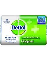 Dettol Soap Value Pack, Original - (6 Pieces X 75 g)