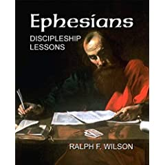 Ephesians: Discipleship Lessons