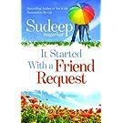 It Started with a Friend Request price comparison at Flipkart, Amazon, Crossword, Uread, Bookadda, Landmark, Homeshop18