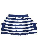 FS Mini Klub Girls' Navy Skirt