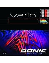 Donic VarioTable Tennis Rubber -Black