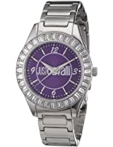 Just Cavalli Analog Purple Dial Women's Watch - R7253180575