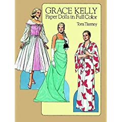 Grace Kelly Paper Dolls