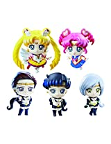 Megahouse Petit Chara! Land Sailor Stars Set