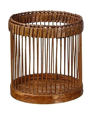 Concept Luxury Behälter für Küchenhelfer Bamboo braun