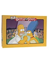 Battle of the Sexes Simpsons Board Game