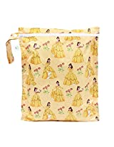 Bumkins Disney Baby Zippered Wet Bag, Belle