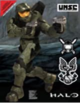 Wall Graphix: Masterchief With Badge 23 x 29
