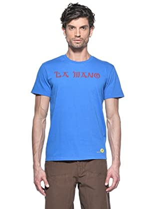Salewa Camiseta Temple Lion Co M (Azul)