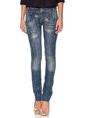 Fornarina Jeans Bee Stretch (Blau)