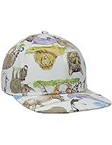neff Men's Colored Pencil Safari Deconstructed Hat