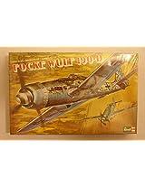 Focke Wulf 190 D (1/32 Scale Revell 1970s Plastic Model Kit)