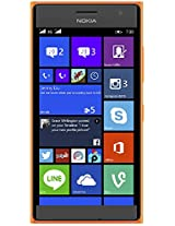 Nokia Lumia 730 (Dual SIM, Orange)