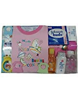 Love Baby Gift Set - Priya Pink