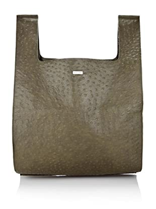 Orciani T-Shirt Bag Strauss verde militare