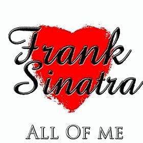 ♪All Of Me/Frank Sinatra | 形式: MP3 ダウンロード