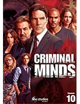 Criminal Minds: The Complete Tenth Season (DVD)
