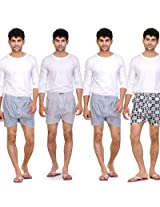 TSX Pack of 4 Boxers