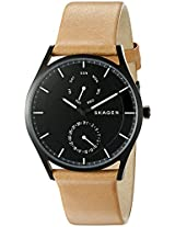 Skagen Holst Analog Black Dial Men's Watch - SKW6265