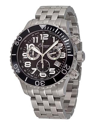 Carrera Reloj 75200 negro