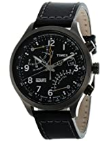 Timex Intelligent Quartz Chronograph Black Dial Men's Watch - T2N699