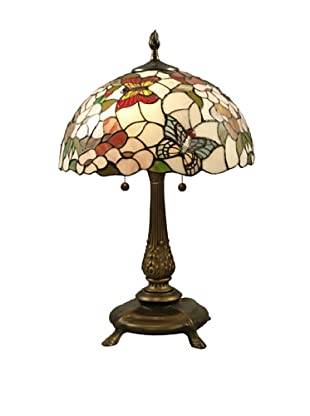 Dale Tiffany Butterfly Tiffany Table Lamp