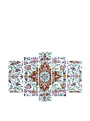 Dekorjinal Set, 5-teilig dekoratives Bild D5Tp62 (mehrfarbig)