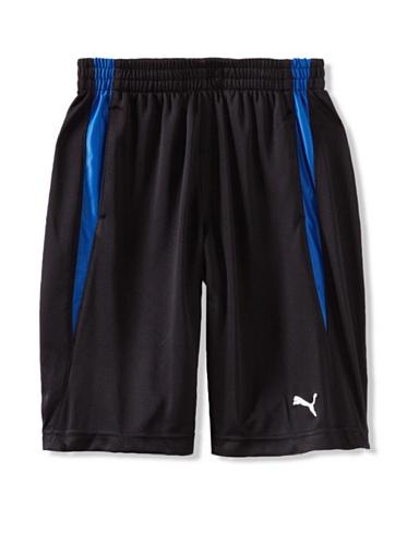 Puma Boys 8-20 Curve Short (Black)