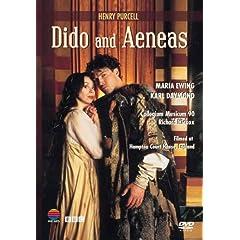 DVD パーセル:歌劇《ダイドーとエネアス》演奏R.ヒコックス/コレギウム・ムジクス90、マリア・ユーイングほかの商品写真