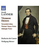 Lanner:Viennese Dances [Orchestre de Cannes, Wolfgang Dörner] [Naxos: 8573552]
