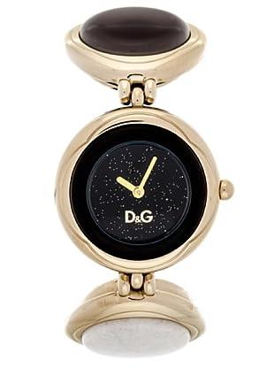 Dolce & Gabbana - Reloj de mujer, correa de acero inoxidable - color oro