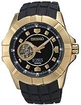 Seiko Analog Multi-Color Dial Men's Watch - SSA076K1