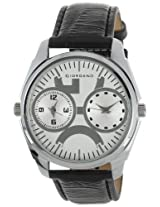Giordano Analog White Dial Men's Watch - P10720