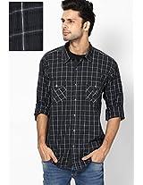 Black Casual Shirt Pepe Jeans