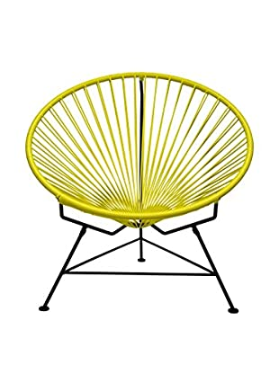 Innit Designs Innit Chair, Yellow/Black