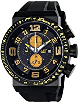 Caterpillar Analogue Multi-Colour Dial Men's Wristwatch DT.163.21.117