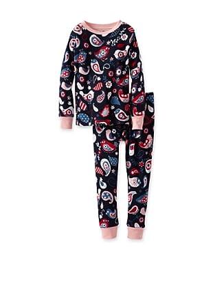 Hatley  Pijama Pomorie (Azul Marino)