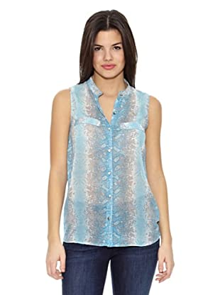 Springfield Blusa Snake All Over Blouse