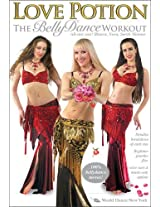 Love Potion: The Bellydance Workout, with Neon: Belly dance fitness class, Beginner belly dance instruction
