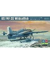 Hobby Boss F4F-3S Wild Cat Fish Airplane Model Kit