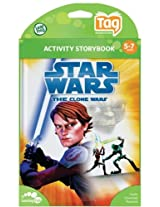 LeapFrog Tag Junior Software Star Wars New