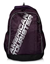 Mebelkart American Tourister Purple & Grey R51081003 Backpack