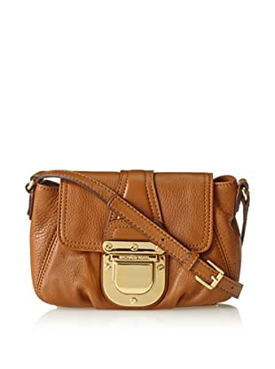 MICHAEL Michael Kors Women's Charlton Cross-Body (Brown)